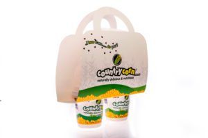 CountryCorn DoublePack - Order Corn in a Cup, corn cup out of the kernels of truth